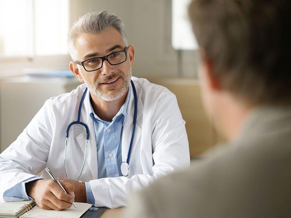Colorectal cancer doctor