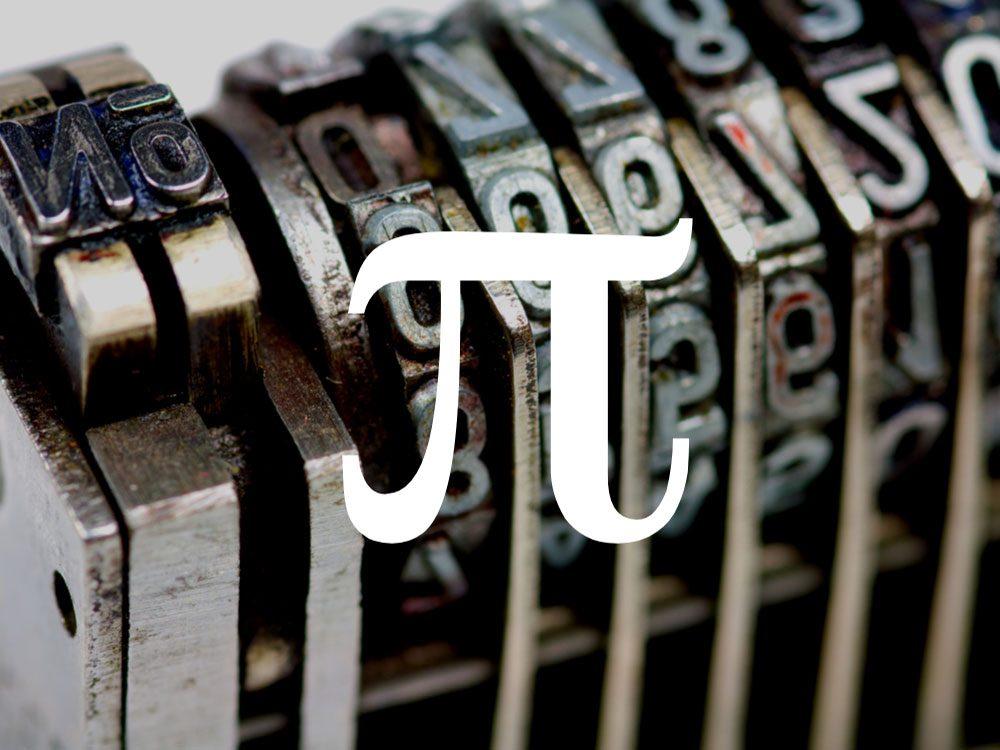 Number type set