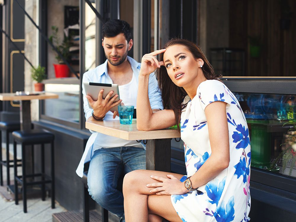 First date questions: What are your deal-breakers?