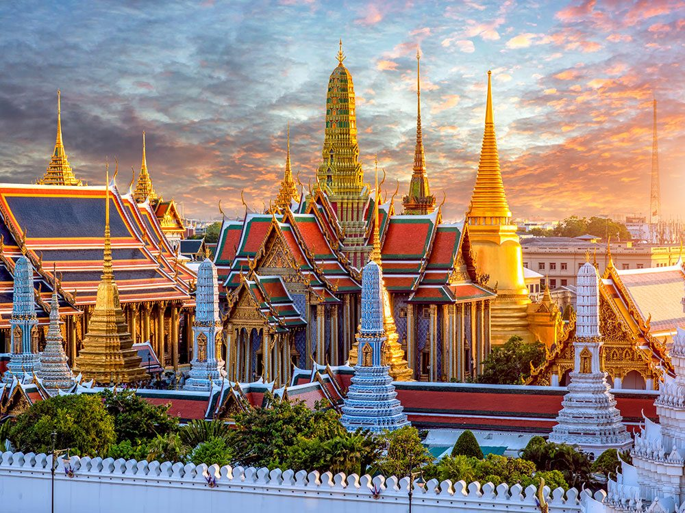 1,000 places to see before you die: Grand Palace, Bangkok, Thailand