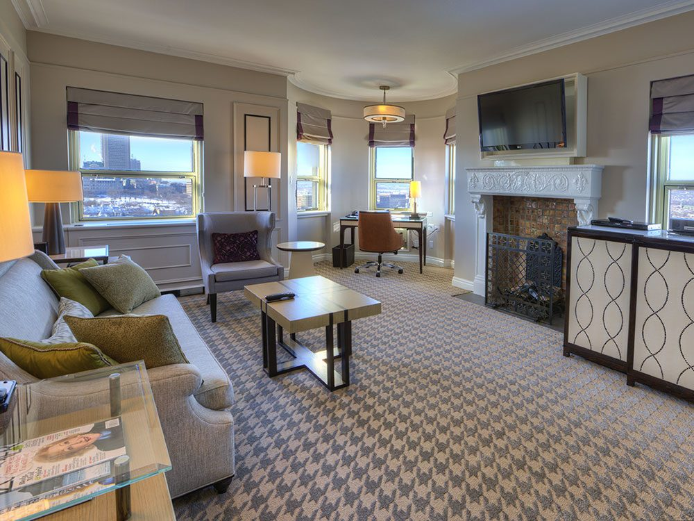 Royal hotels in Canada: Fairmont Le Chateau Frontenac
