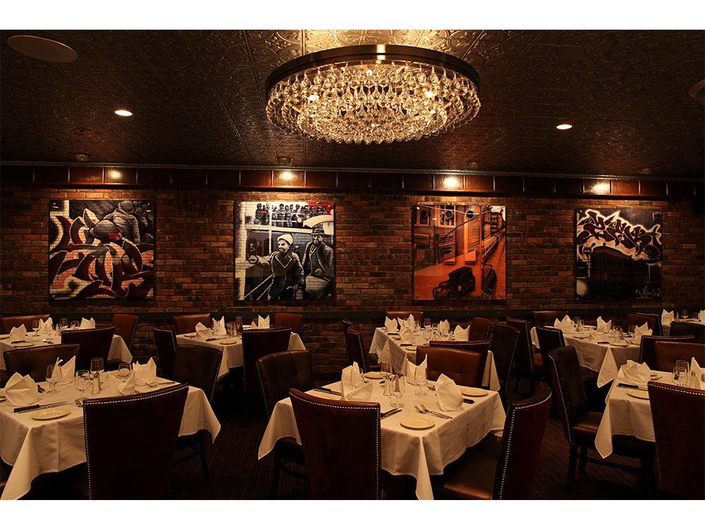 Moishes Steakhouse