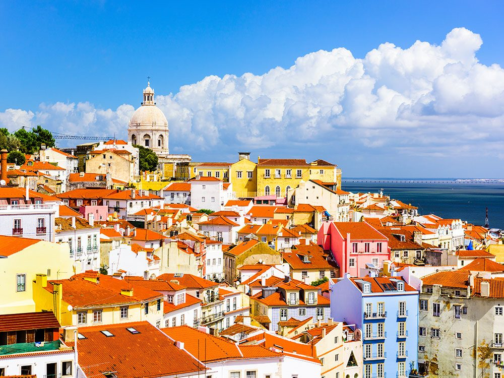 1000 Places To See Before You Die Lisbon Portugal