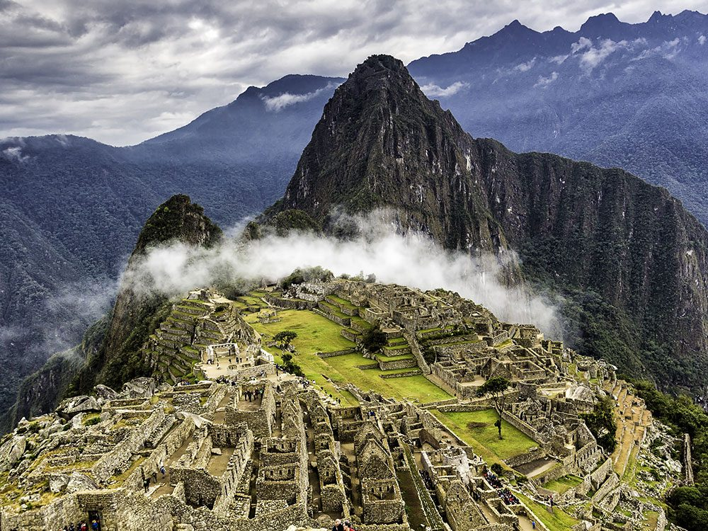 1,000 Places to See Before You Die: Machu Picchu, Peru