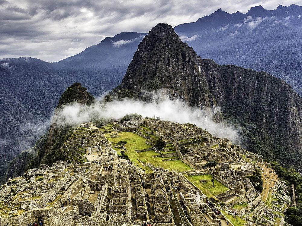 1,000 Places to See Before You Die: Machu Picchu, Peru