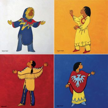 An Inside Look at the Work of Sioux Artist Maxine Noel