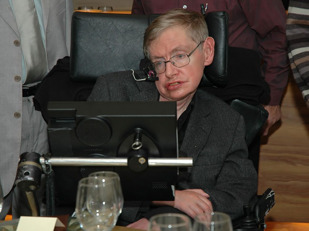 The Real Reason Why Stephen Hawking Outlived ALS By 55 Years