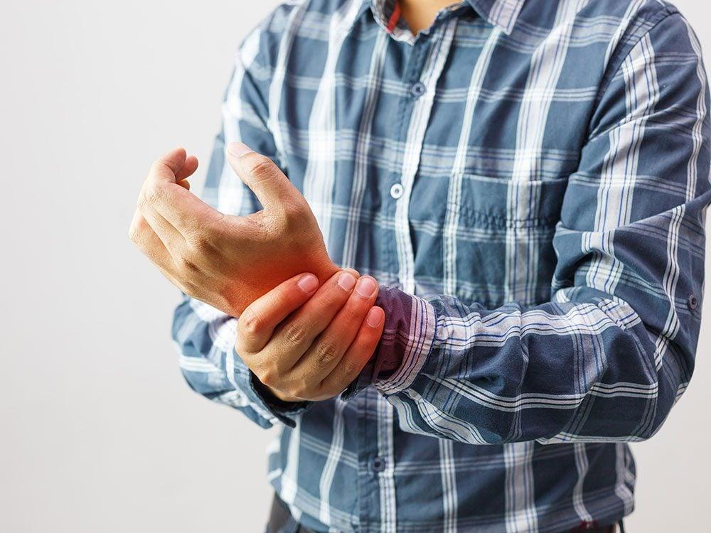 10 types of arthritis