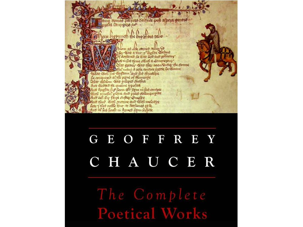 Poems by Geoffrey Chaucer