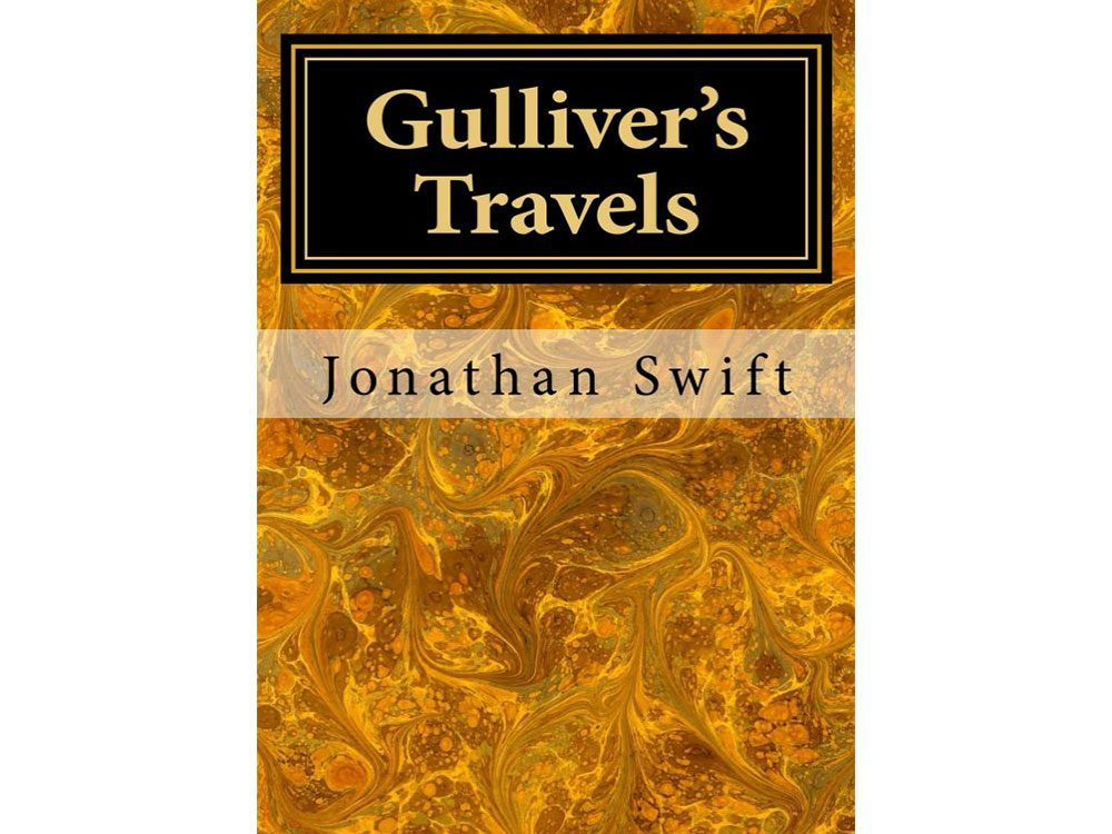 """""""Gulliver's Travels"""" by Jonathan Swift"""