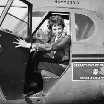 10 Things You Never Knew About Amelia Earhart