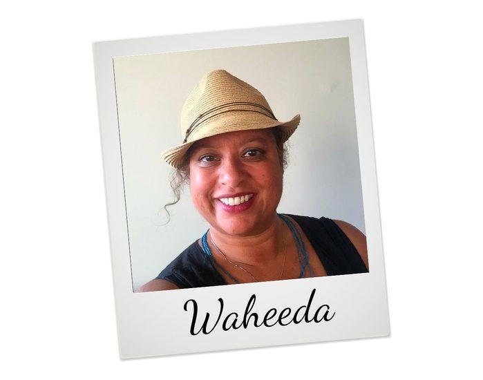 AncestryDNA: Waheeda Harris