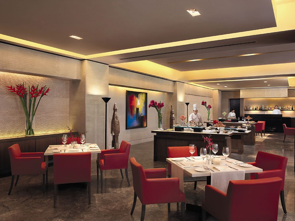 Fenix Restaurant at the Oberoi Mumbai