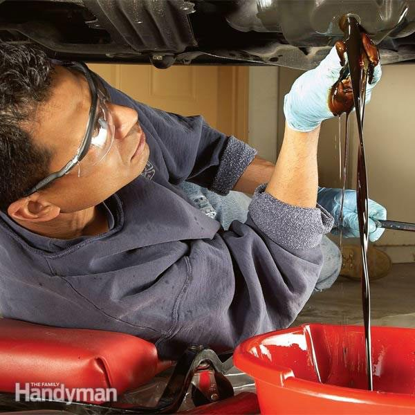 How to do an oil change yourself - DIY oil change tips