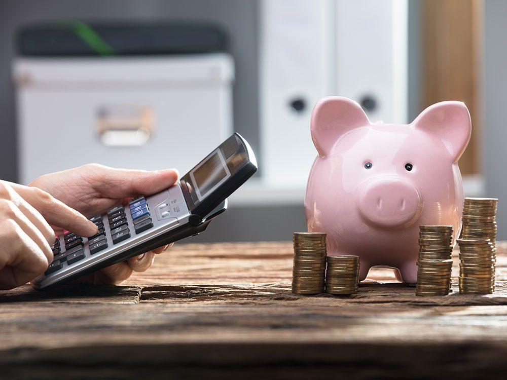 Money saving tips for retirement
