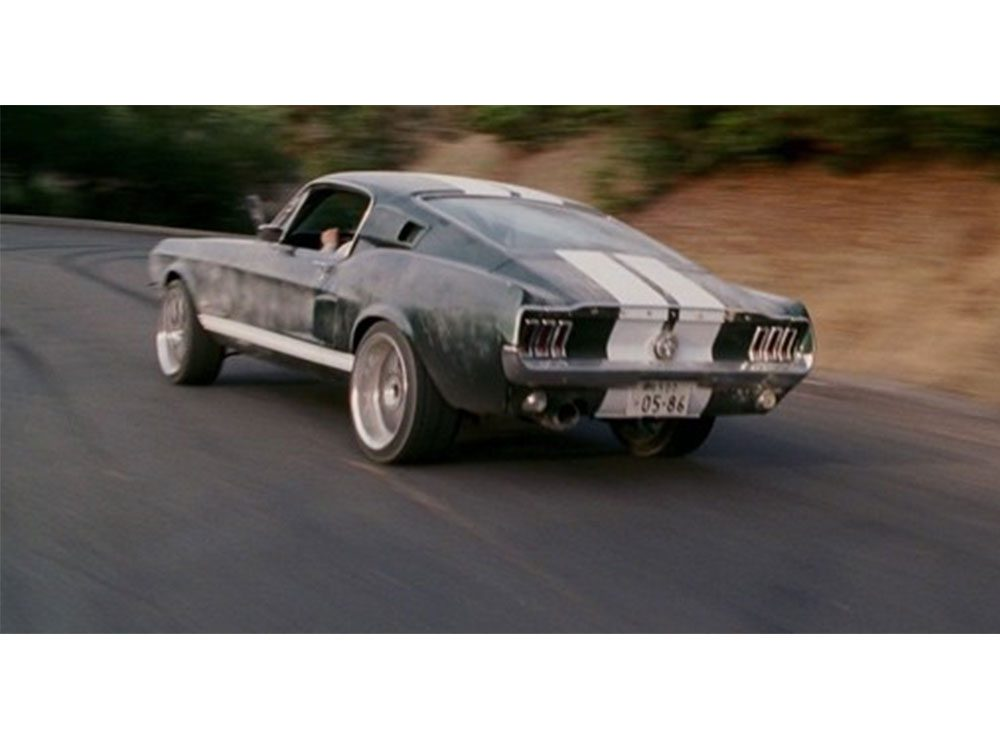 "1967 Ford Mustang from ""Fast and the Furious: Tokyo Drift"""