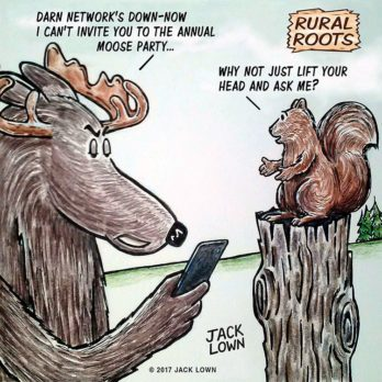 Rural Roots: A Hilarious Cartoon Series from the Pages of <em>Our Canada</em>