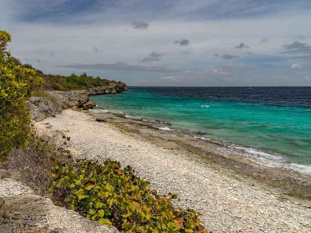 1,000 Steps Beach in Bonaire