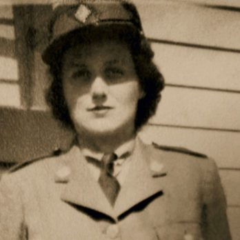 Remember Them: Margaret Jobin, Canadian Women's Army Corps