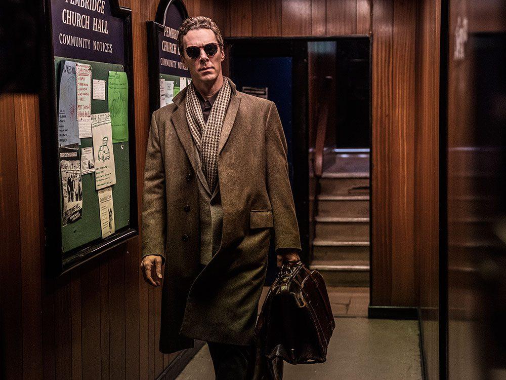 """Benedict Cumberbatch in """"Patrick Melrose"""""""