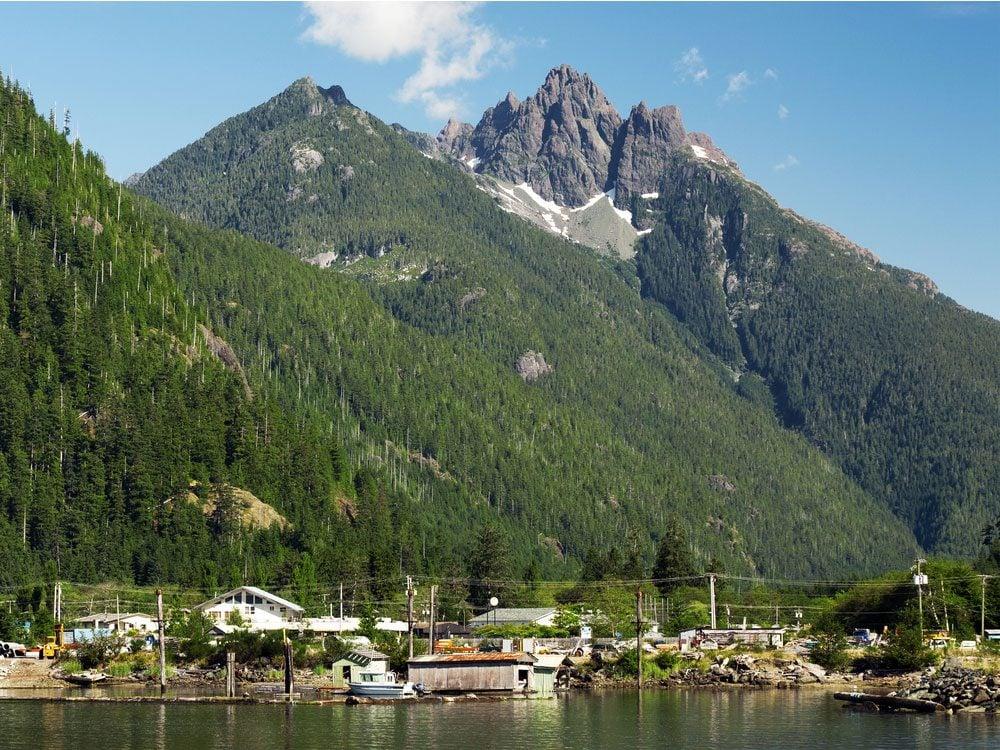 Tahsis, British Columbia