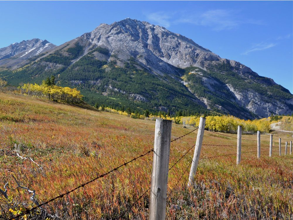 Rural Western Canada