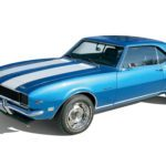 After 40 Years, This Man Was Reunited With His Beloved 1968 Rally Sport Z28 Camaro