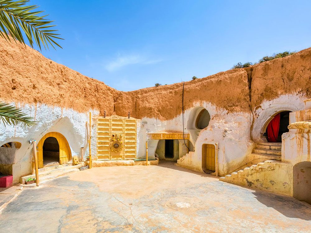 Star Wars filming locations: Sidi Driss, Tunisia