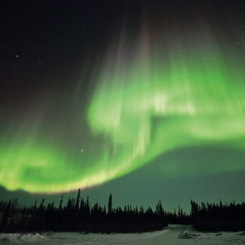 Nature's Most Spectacular Light Show: What It's Like to See the Aurora Borealis
