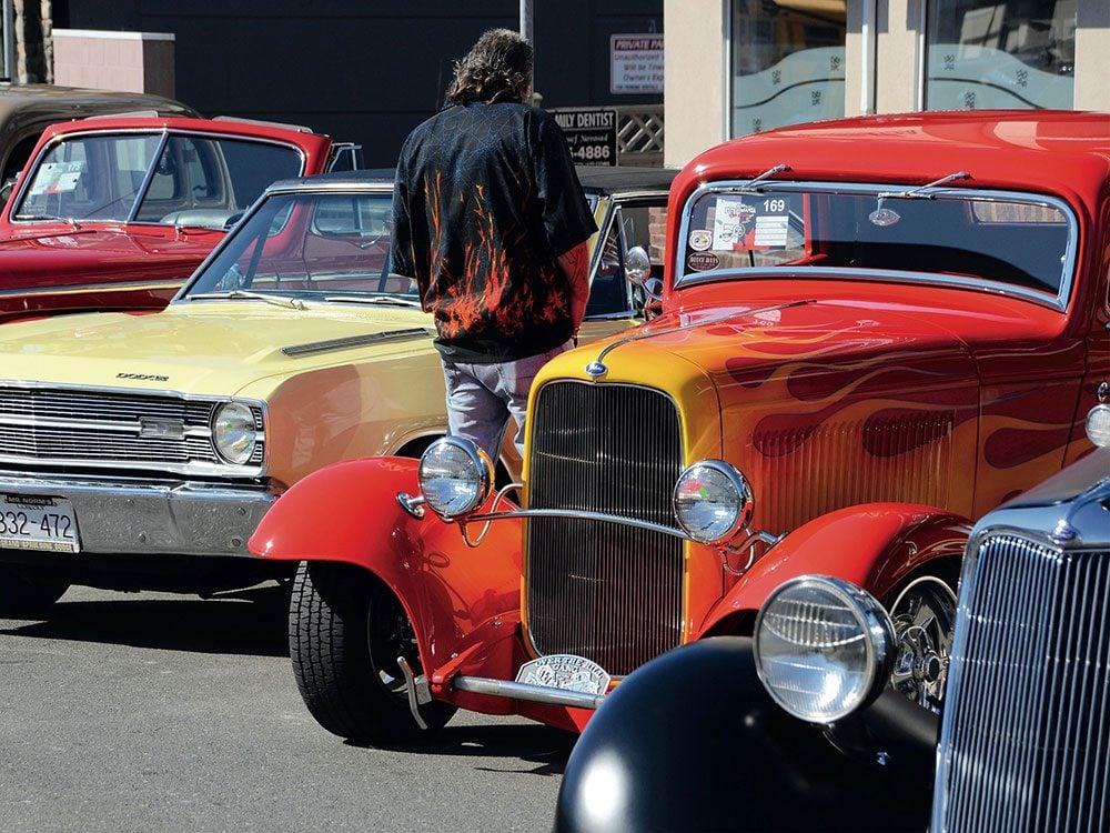 Northwest Deuce Days car show