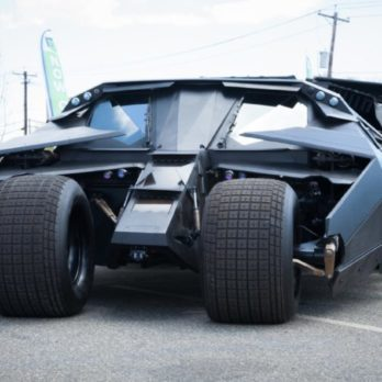 Batmobile from