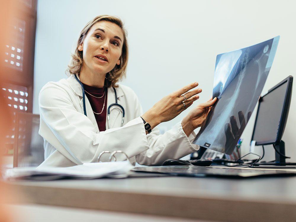 Health studies show benefits of seeing calcified coronary arteries