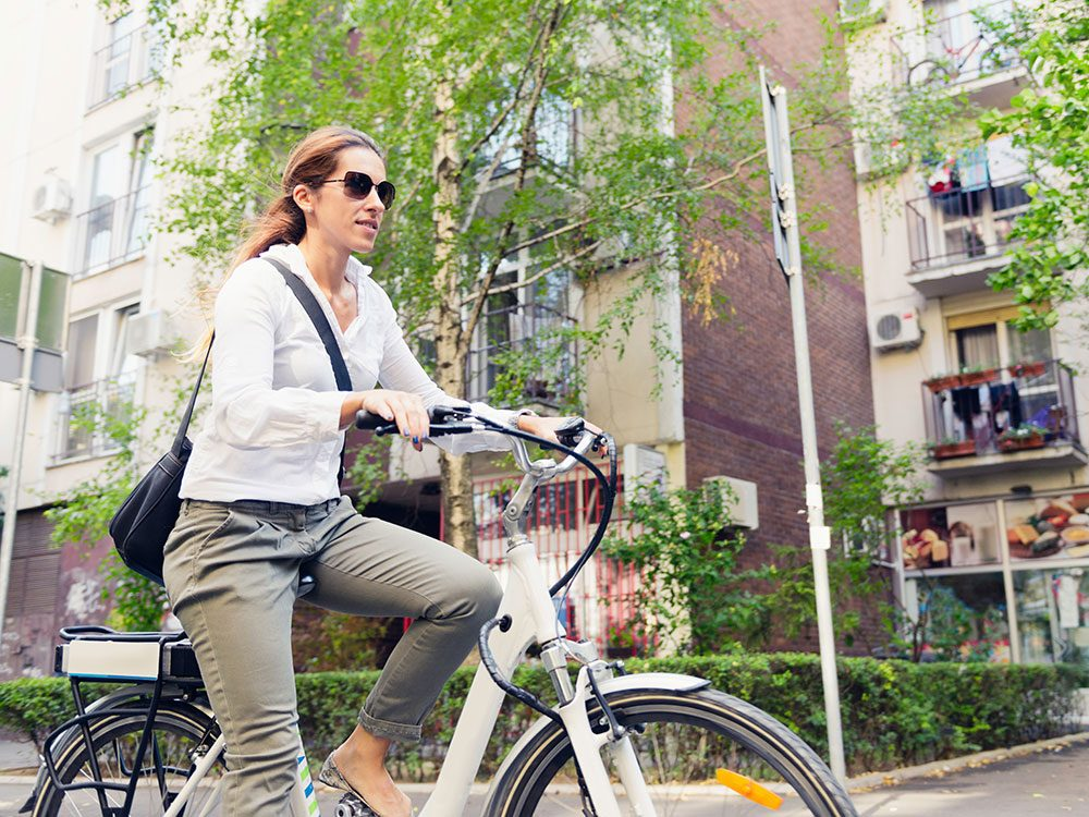 Health studies show the benefits of e-bicycles