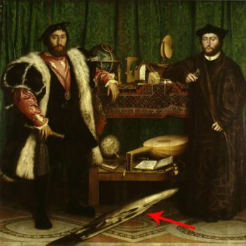 10 Secret Messages Hidden in World Famous Paintings