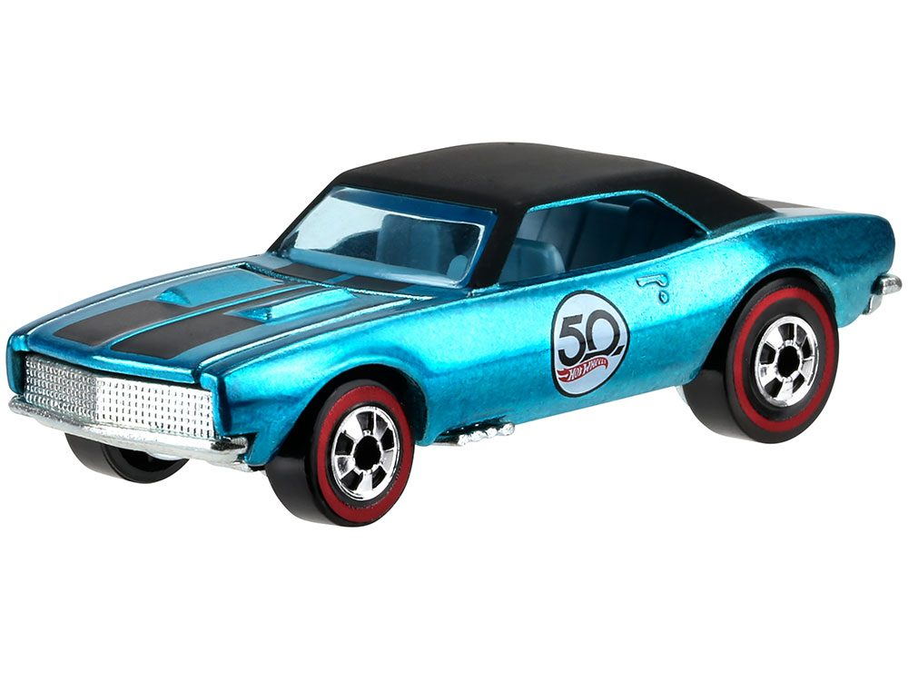 Hot Wheels At 50: 5 Classic Die-Cast Cars You Need For