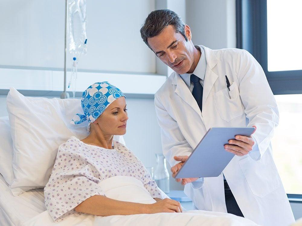 New health studies - cancer treatment