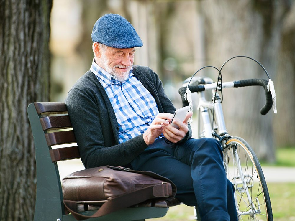 New health studies - seniors cognitive health