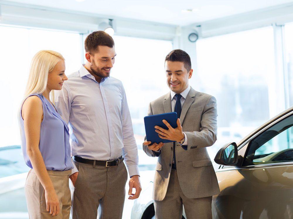 13 Simple Tricks For Outsmarting Your Car Dealer Reader S Digest