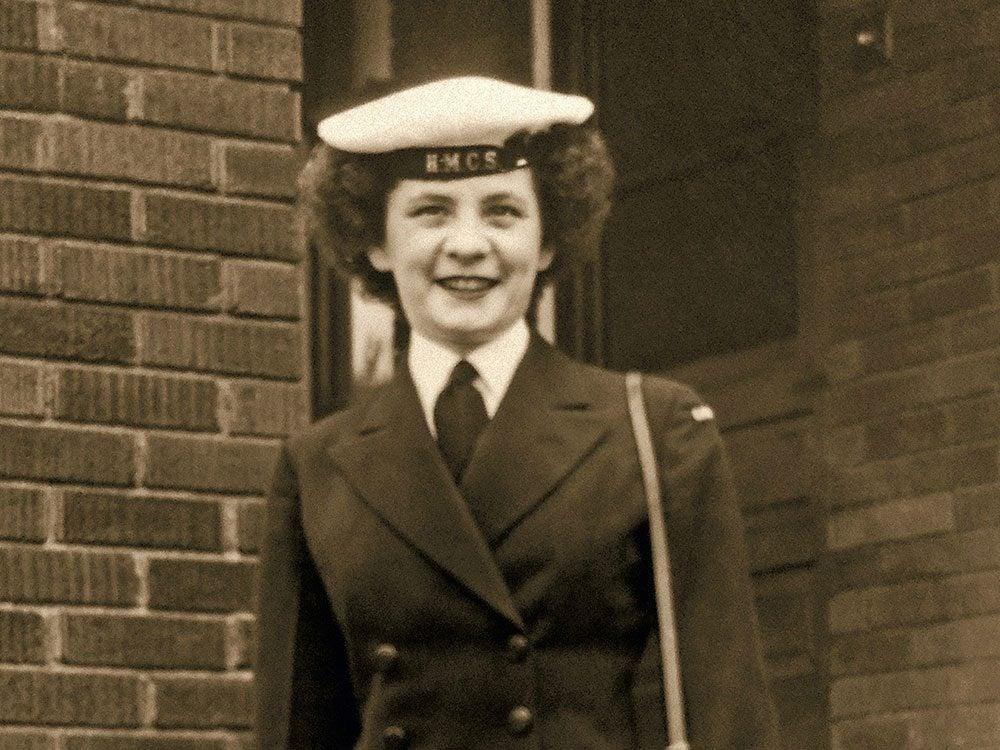Helen Betsy Mitchinson, WRENS