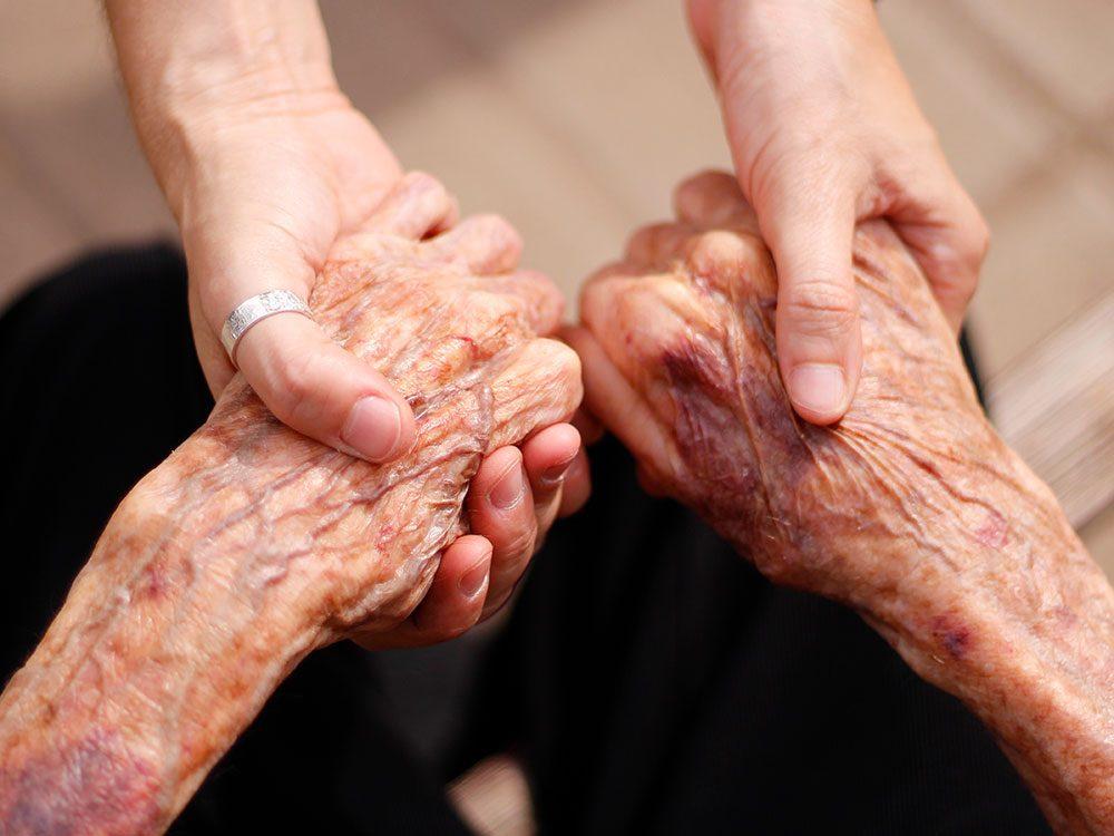 Respite care options for a family caregiver