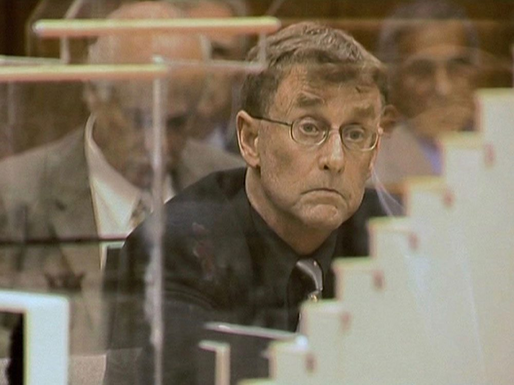Novelist Michael Peterson on trial