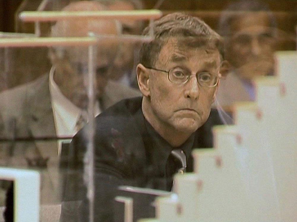 Novelist Michael Peterson on trial