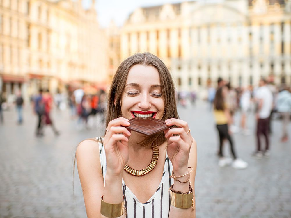 Best destinations for chocolate lovers