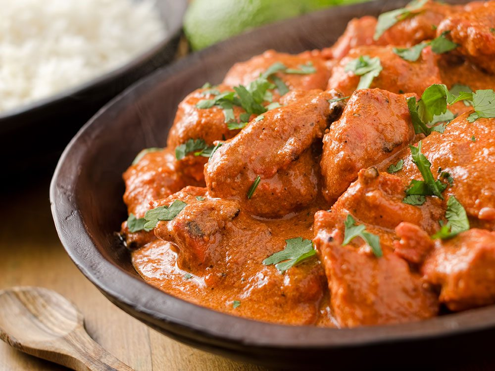 Things to do in Delhi: Butter chicken