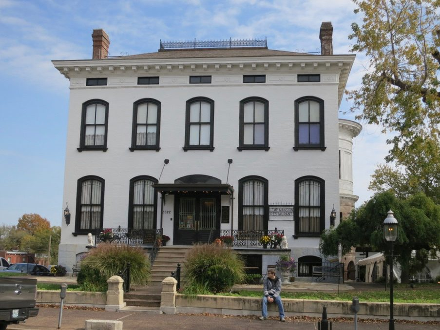 Haunted house mysteries - Lemp Mansion