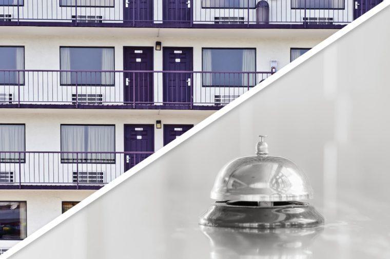 Motel vs. hotel