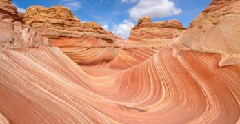 The Wave in Utah