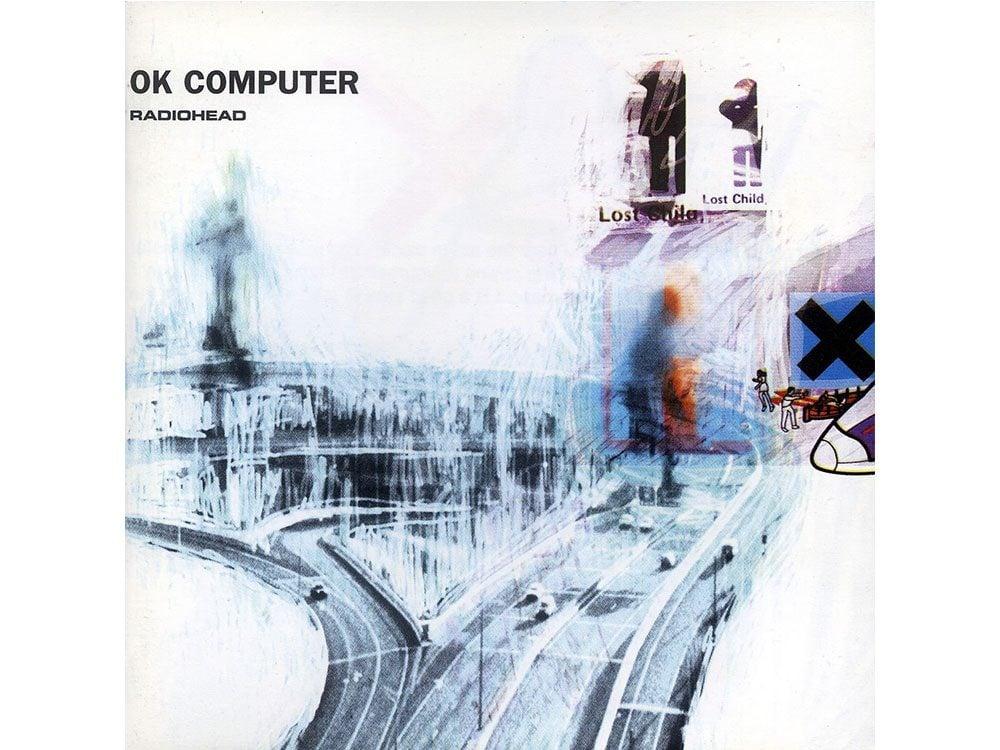 OK Computer by Radiohead