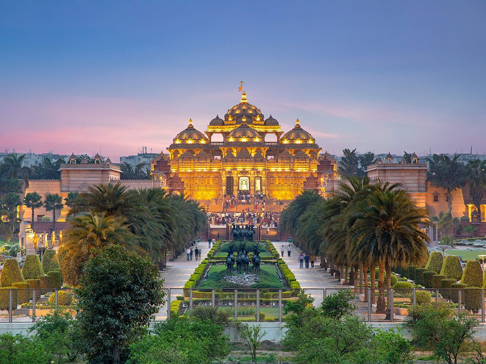 Things to do in Delhi: Akshardham Temple