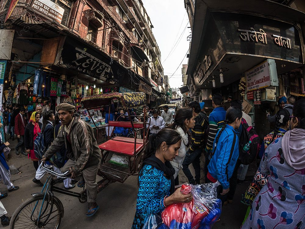 Things to do in Delhi: Chandni Chowk